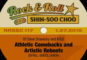 RRSSC #17: Of Dave Dravecky and KISS