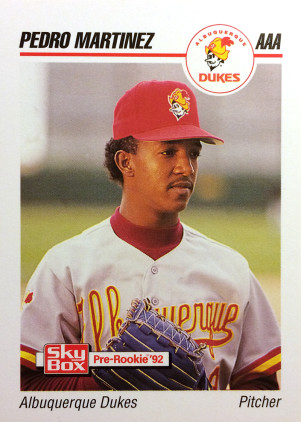 1992 Sky Box Pedro Martinez