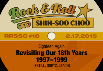 RRSSC #18 – Eighteen Again