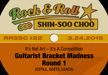 RRSSC #22: It's Not Art – It's A Competition